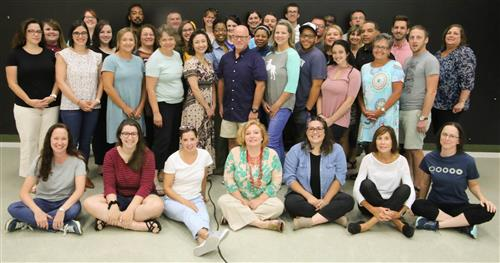 2018-19 Chatham County Schools arts educators